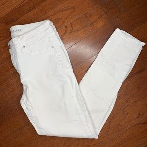 Articles of Society White Skinny Jeans Size 27